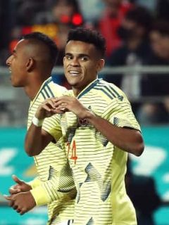 Selección Colombia, Luis Díaz