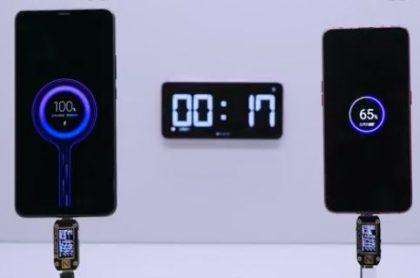 Xiaomi y cargador