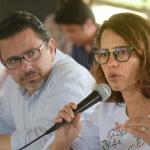 Miguel Ceballos y Nancy Patricia Gutiérrez