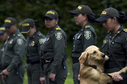 Mujeres de la Policía