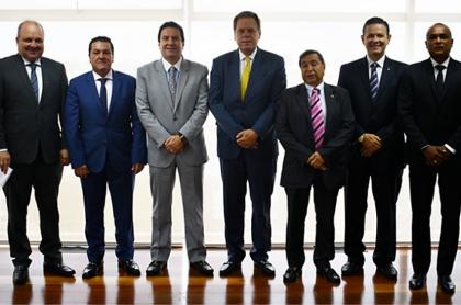 Comité ejecutivo de la Federación Colombiana de Fútbol
