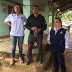 Militar retenido en Cauca