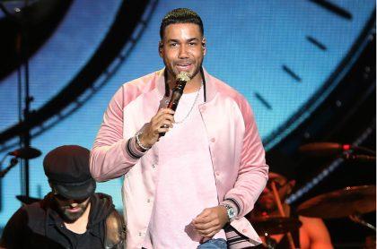 Romeo Santos, cantante.