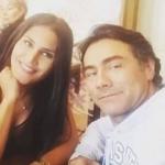 Maria Gabriela Isler y Mauro Urquijo
