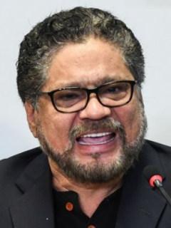 'Iván Márquez', 'El Paisa' y 'Romaña'