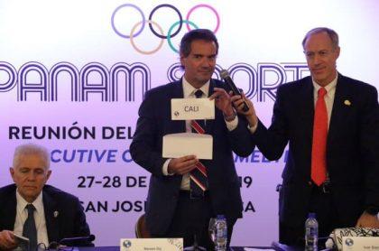 Elección de los I Juegos Panamericanos Júnior 2021