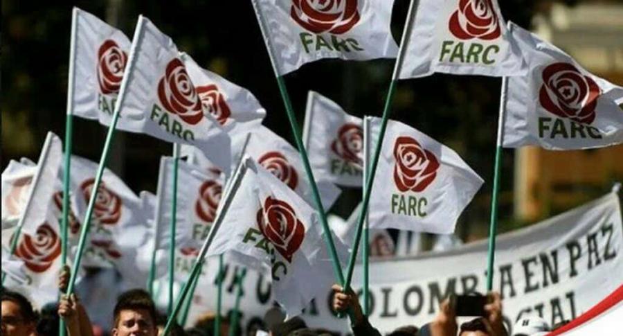 Banderas Farc