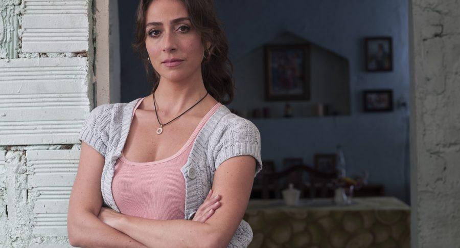 Verónica Orozco, actriz.