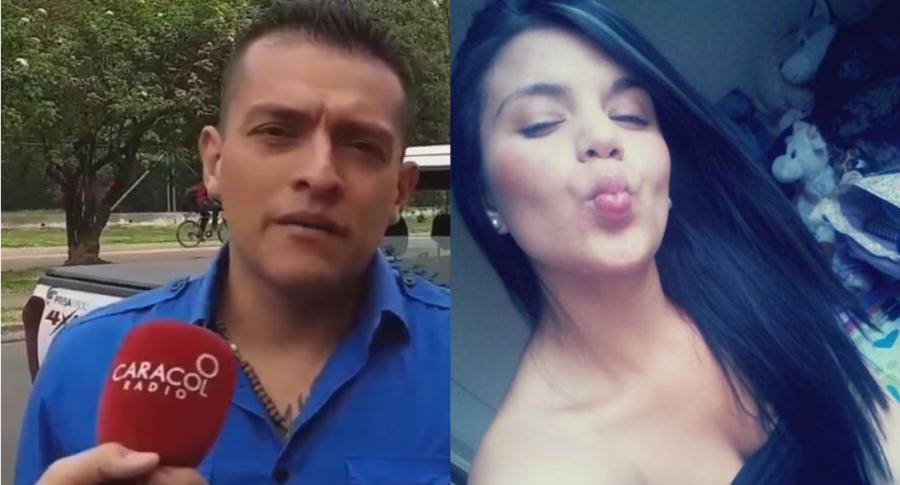 Hugo Alejandro Zabaleta y Luisa Fernanda Ovalle