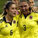 Selección Colombia Femenina, Daniela Montoya y Natalia Gaitán