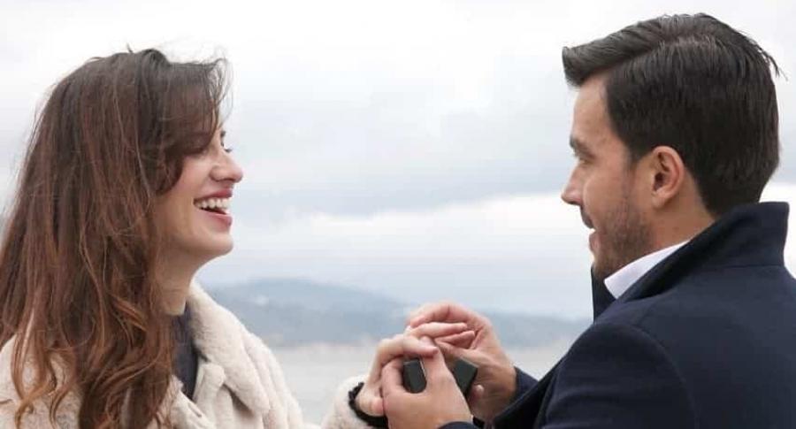 Laura Londoño y Luciano D'Alessandro