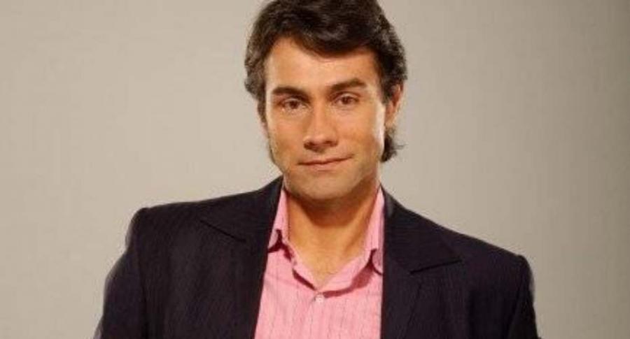 Mauro Urquijo, actor.