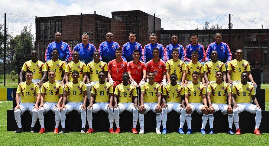 Selección Colombia Sub-17