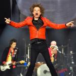 Mick Jagger y los Rolling Stones