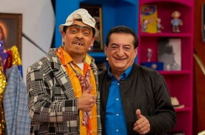Suso y Jorge Oñate.