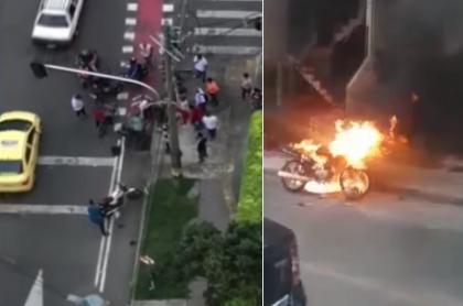 Ladrón Medellín