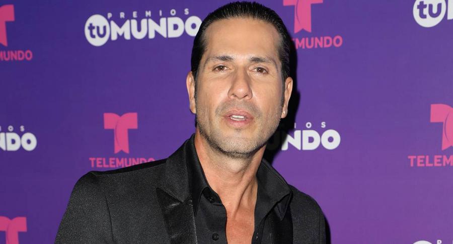 Gregorio Pernía, actor.