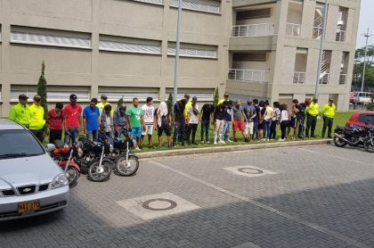 Capturados en Tolima