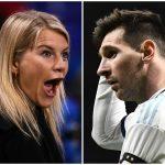 Ada Hegerberg y Lionel Messi