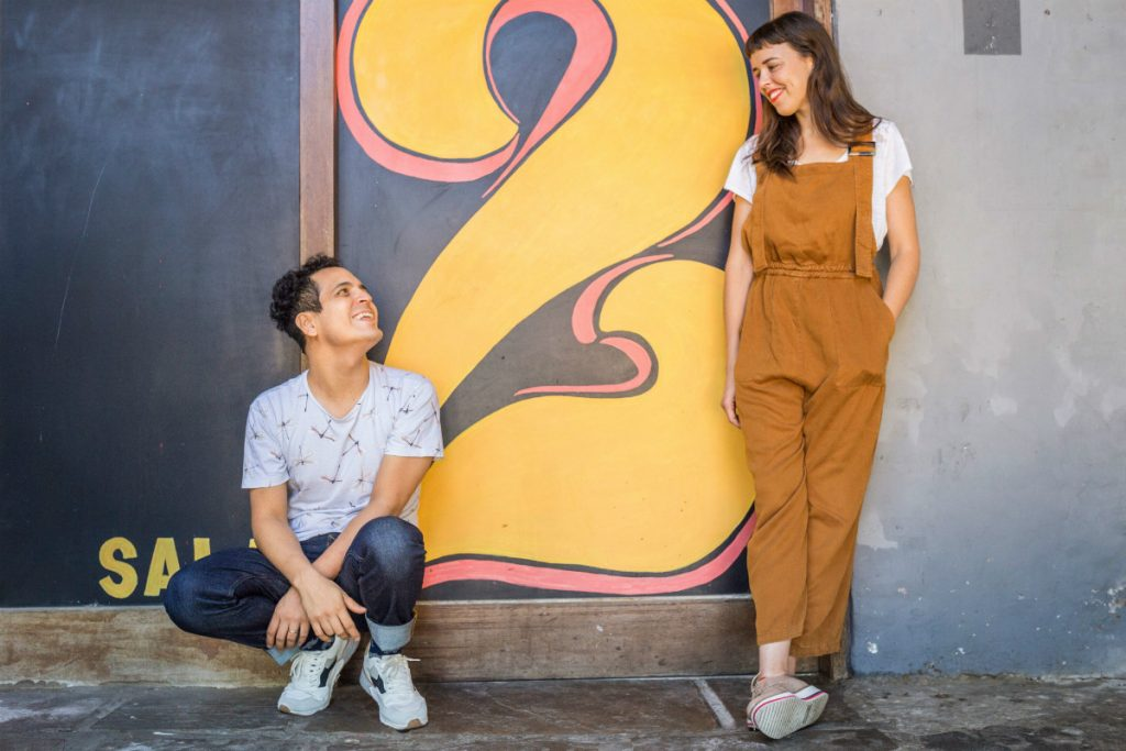 Alejandro y Maria Laura