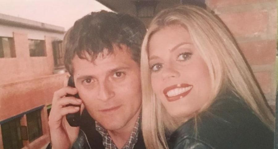 Julio César Herrera y Lorna Cepeda