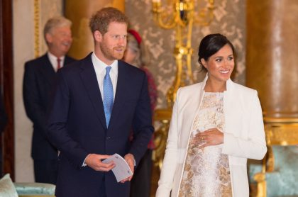 Príncipe Harry y Meghan Markle, duques de Sussex
