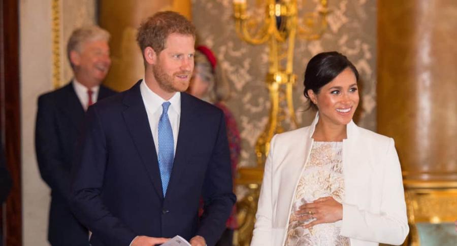 Príncipe Harry y Meghan Markle, duques de Sussex