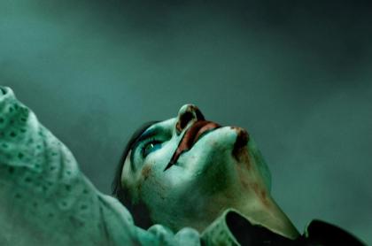Joaquin Phoenix en el papel del 'Joker'