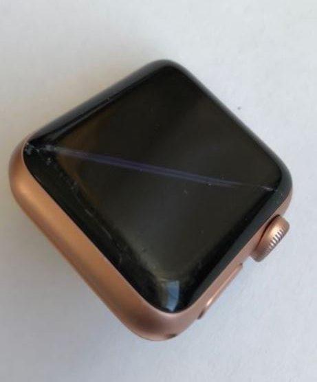 Apple Watch dañado