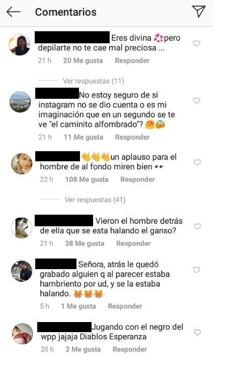 Comentarios post Esperanza Gómez