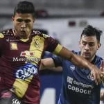 Deportes Tolima vs. Jorge Wilstermann