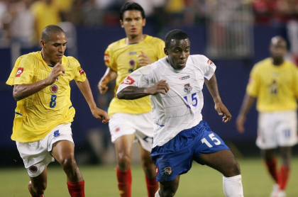 Colombia Panamá 2005