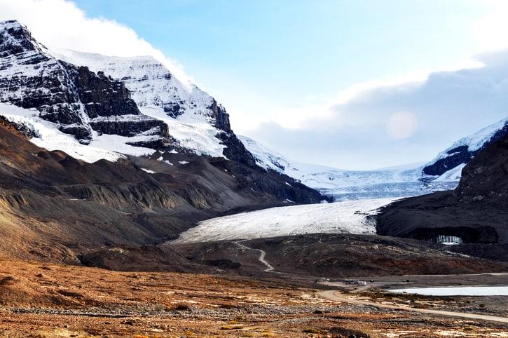 Glaciar Canadá