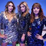 Daniela Ospina, Laura Tobón y María José Vargas