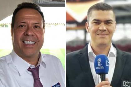 'Cantante del gol' y Eduardo Luis