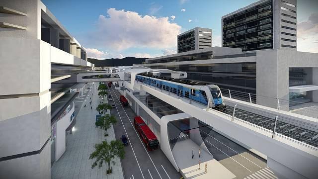 Proyecto del Metro de Bogotá