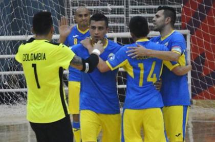 Selección Colombia de fútbol de salón
