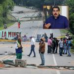 Minga indígena. Nicolás Maduro, presidente de Venezuela.
