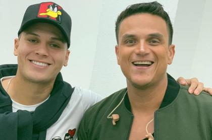 Juan Fernando Quintero y Silvestre Dangond