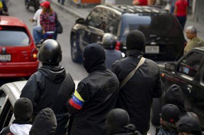 Colectivos en Venezuela