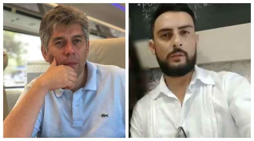 Daniel Coronell y Gustavo Rugeles