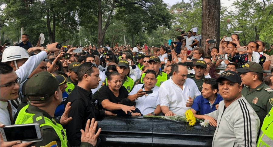 Velorio de Pastor López