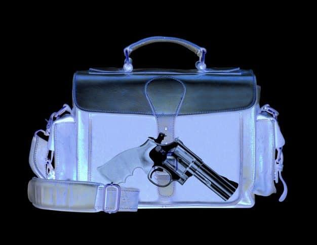 Rayos X pistola