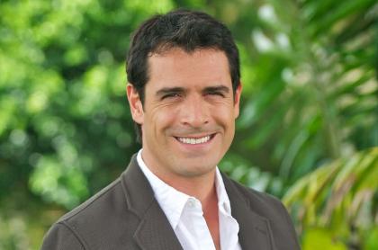 Rafael Novoa, actor.