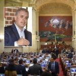 Iván Duque y Cámara de Representantes
