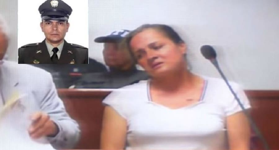 Mujer acusada de triple homicidio