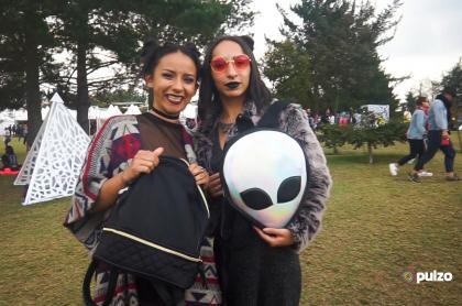 Asistentes a Festival Estéreo Picnic