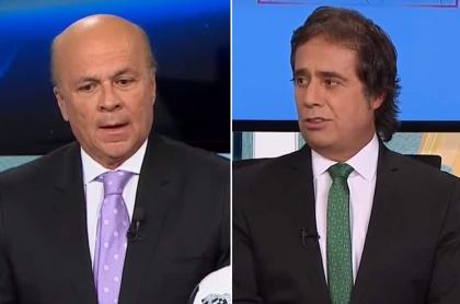 Carlos Antonio Vélez y César Augusto Londoño