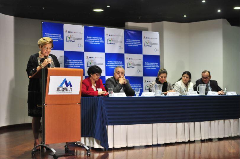 Seminario de Pensamiento Latinoamericano sobre los Derechos de la Infancia