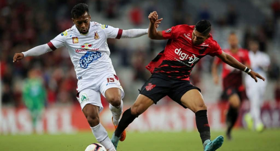 Athletico Paranaense vs. Tolima